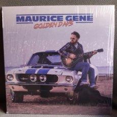 Discos de vinilo: LP MAURICE GENE. GOLDEN DAYS. Lote 193429895