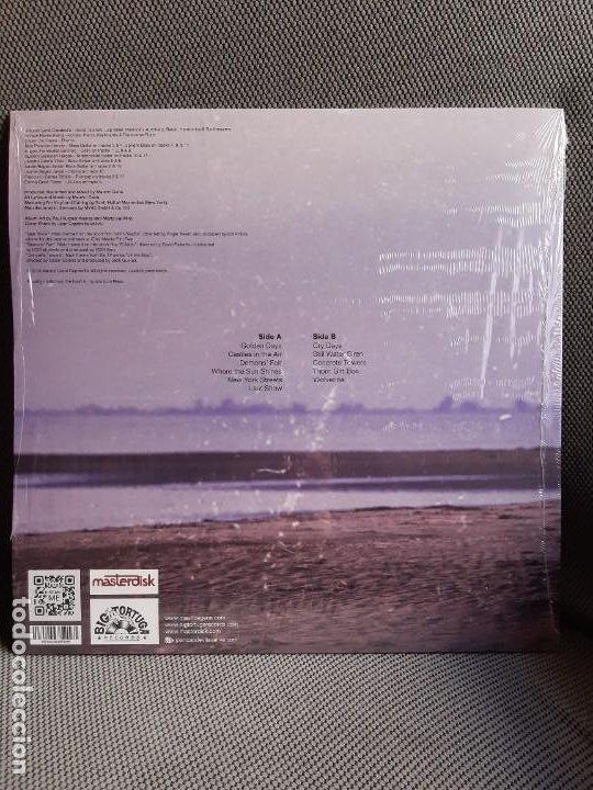 Discos de vinilo: LP MAURICE GENE. Golden Days - Foto 2 - 193429895