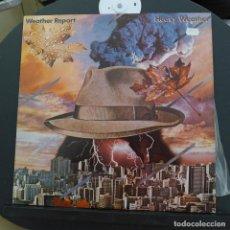 Discos de vinilo: WEATHER REPORT - HEAVY WEATHER - EDICION USA AUSTRALIA. Lote 193431195
