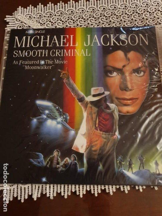 MICHAEL JACKSON. SMOOTH CRIMINAL (Música - Discos de Vinilo - Maxi Singles - Cantautores Extranjeros)