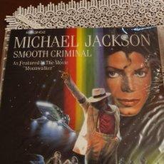 Discos de vinilo: MICHAEL JACKSON. SMOOTH CRIMINAL . Lote 193433171