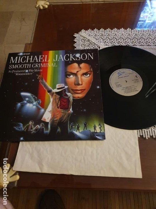 Discos de vinilo: Michael Jackson. Smooth criminal - Foto 4 - 193433171
