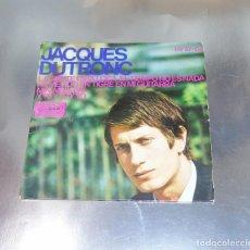 Discos de vinilo: JACQUES DUTRONC --- MINI,MINI,MINI & ET MOI, ET MOI ET MOI & +2 1966 ( POCAS COPIAS EN TC ). Lote 193437906
