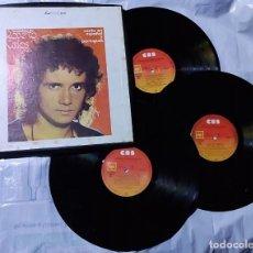 Discos de vinilo: ROBERTO CARLOS - LOS ÉXITOS DE ROBERTO CARLOS DEL AÑO 1973 MÉXICO (RARO). Lote 193454663