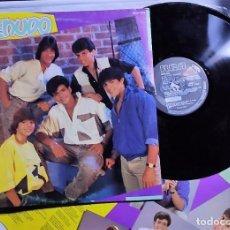 Discos de vinilo: MENUDO - MENUDO DEL AÑO 1985 MÉXICO (MUY RARO). Lote 193454847