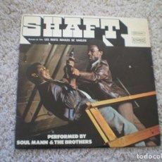 Discos de vinilo: LP. SOUL MANN & THE BROTHERS. SAFHT. . Lote 193555803