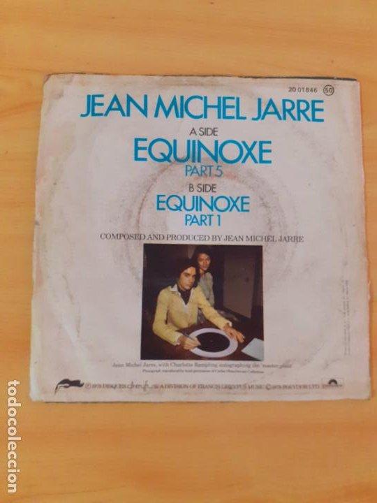 Discos de vinilo: JEAN MICHEL JARRE/ EQUINOXE (811) - Foto 2 - 193557906