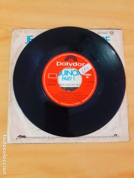 Discos de vinilo: JEAN MICHEL JARRE/ EQUINOXE (811) - Foto 3 - 193557906