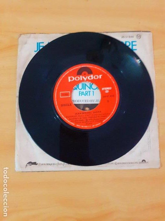 Discos de vinilo: JEAN MICHEL JARRE/ EQUINOXE (811) - Foto 4 - 193557906