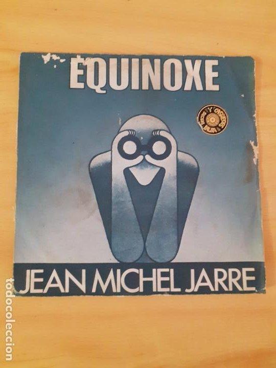JEAN MICHEL JARRE/ EQUINOXE (811) (Música - Discos - Singles Vinilo - Electrónica, Avantgarde y Experimental)