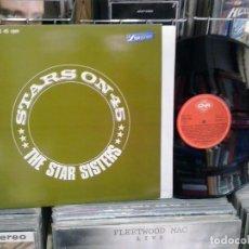 Discos de vinilo: LMV - THE STAR SISTERS. STARS ON 45. CNR 1983, REF. 812 888-1 - MAXISINGLE. Lote 193561198