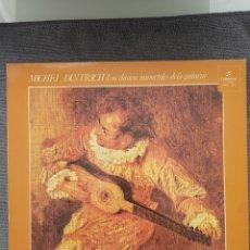 Disques de vinyle: MICHEL DINTRICH - LOS CLASICO INMORTALES DE LA GUITARRA. Lote 193566221