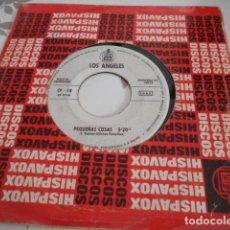 Discos de vinil: SINGLE - LOS ANGELES - 79. Lote 193568810