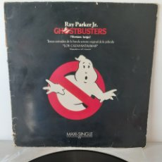 Discos de vinilo: GHOSTBUSTER. RAY PARKER JR. ARISTA. 1984. SPAIN MAXI-SINGLE.. Lote 193585347
