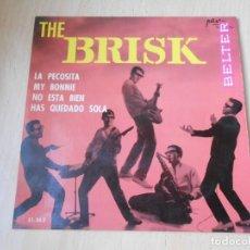 Discos de vinilo: BRISK, THE, EP, MY BONNIE + 3, AÑO 1964. Lote 193630788