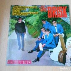 Discos de vinilo: BRISK, THE, EP, TODO MI AMOR (ALL MY LOVING) + 3, AÑO 1964. Lote 193631291