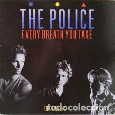 Disques de vinyle: THE POLICE - EVERY BREATH YOU TAKE (THE SINGLES) . Lote 193638725