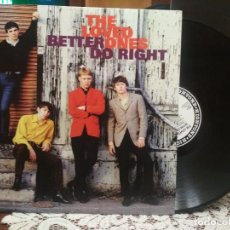 Discos de vinilo: THE LOVED ONES BETTER DO RIGHT LP USA 1994 PEPETO TOP. Lote 193641803