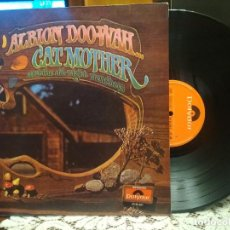 Discos de vinilo: CAT MOTHER AND THE ALL NIGHTS…. ALBION DOO-WAH LP SPAIN 1970 PEPETO TOP . Lote 193647758