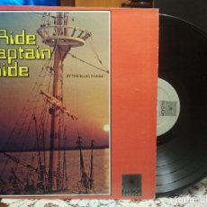 Discos de vinilo: THE BLUES IMAGE RIDE CAPTAIN RIDE LP USA 1977 PEPETO TOP. Lote 193648010