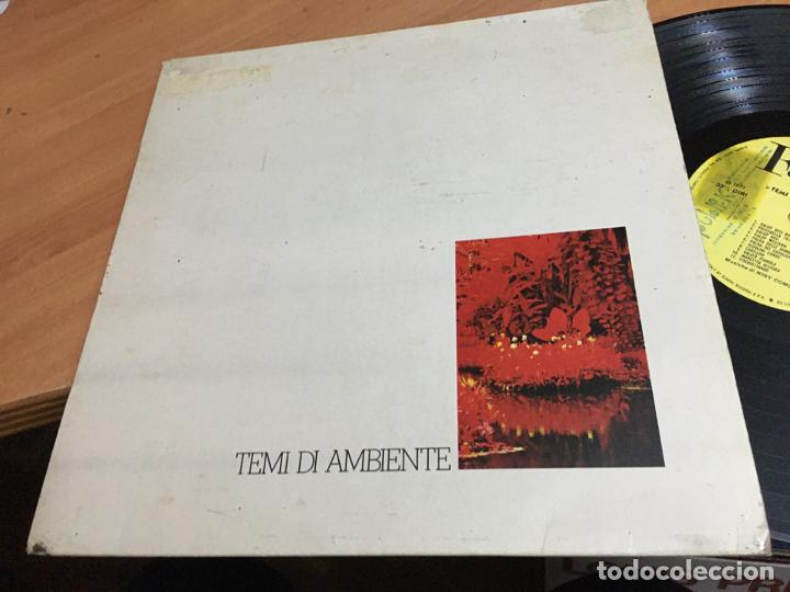 NINY COMOLLI (TEMI DI AMBIENTE) LP ITALIA 1971 (B-11) (Música - Discos - LP Vinilo - Jazz, Jazz-Rock, Blues y R&B)