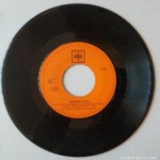 Discos de vinilo: LEONARDO FAVIO / ELLA... ELLA YA ME OLVIDO, YO LA RECUERDO AHORA / SINGLE 7 INCH. Lote 193664331