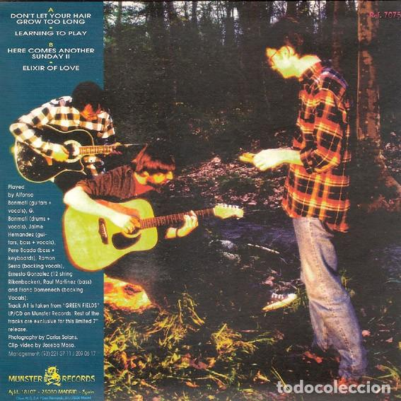 Discos de vinilo: PARKINSON D.C. DONT LER YOUR HAIR GROW TOO LONG, LEARNING TO PLAY +2 - Foto 2 - 193681382