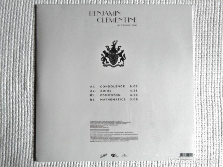 Discos de vinilo: BENJAMIN CLEMENTINE - GLORIOUS YOU EP 12 LIMITED 500 COPIES 2014 SEALED - Foto 2 - 193698428
