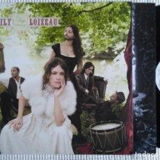 Discos de vinilo: EMILY LOIZEAU - '' PAYS SAUVAGE '' 2 LP + INNER GATEFOLD 2009 GERMANY. Lote 193699171