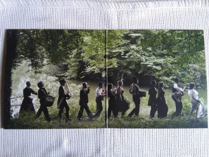 Discos de vinilo: EMILY LOIZEAU - PAYS SAUVAGE 2 LP + INNER GATEFOLD 2009 GERMANY - Foto 2 - 193699171