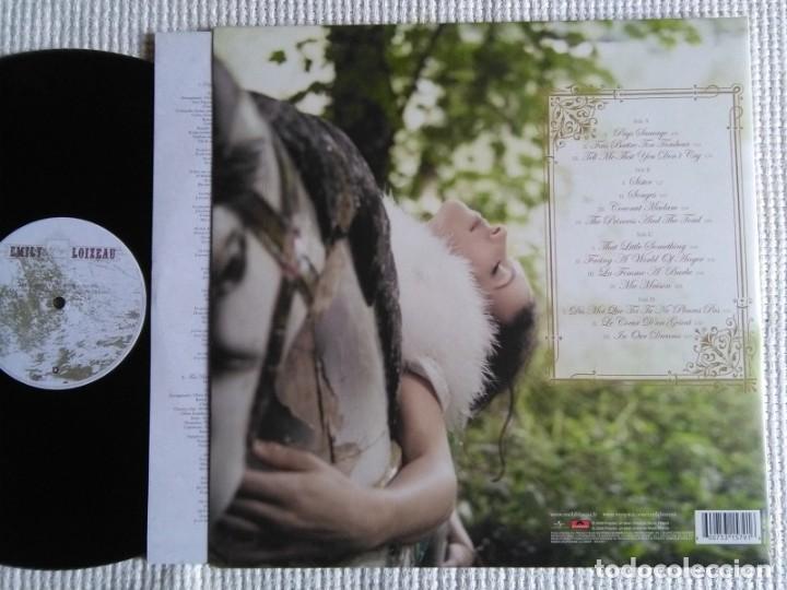 Discos de vinilo: EMILY LOIZEAU - PAYS SAUVAGE 2 LP + INNER GATEFOLD 2009 GERMANY - Foto 3 - 193699171