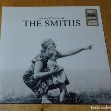 Discos de vinilo: THE SMITHS - THE MANY FACES OF... (2LP 2019, ED. LIMIT. VINILOS COLOR, GATEFOLD, VYN023) PRECINTADO. Lote 193704625