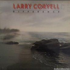 Discos de vinilo: LARRY CORYELL - DIFFERENCE. Lote 193711763