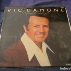 Discos de vinilo: LP UK 1982 VIC DAMONE NOW AND FOREVER BUEN ESTADO. Lote 193719642