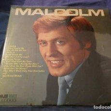 Discos de vinilo: ANTIGUO LP INGLES VINILO DECENTE PORTADA MUY BIEN MALCOM ROBERTS . Lote 193721387