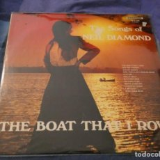 Discos de vinilo: LP NEIL DIAMOND EN BUEN ESTADO THE BOAT THAT I ROW . Lote 193722987