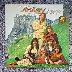 Discos de vinilo: THE NEW SEEKERS - WE´D LIKE TO TEACH THE WORLD TO SING. EDICIÓN INGLESA. AÑO 1.972. POLYDOR.. Lote 193735141