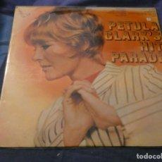 Discos de vinilo: LP INGLES DE EPOCA 1966 PETULA CLARK HIT PARADE BUEN ESTADO. Lote 193736610