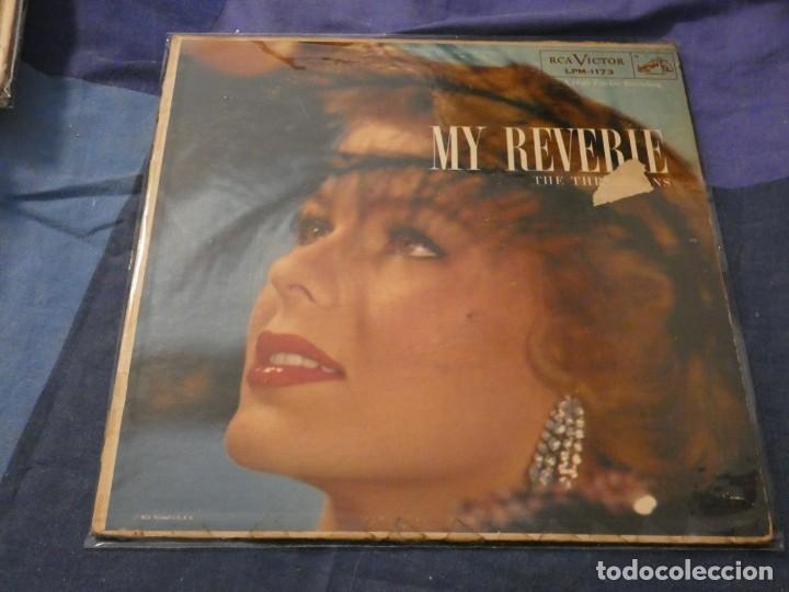 LP AMERICANO THE THREE SUNS MY REVERE, TIENE UNA LINEA SIN SALTO USA AÑOS 50 (Música - Discos de Vinilo - Maxi Singles - Cantautores Internacionales)