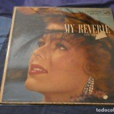Discos de vinilo: LP AMERICANO THE THREE SUNS MY REVERE, TIENE UNA LINEA SIN SALTO USA AÑOS 50 . Lote 193737521