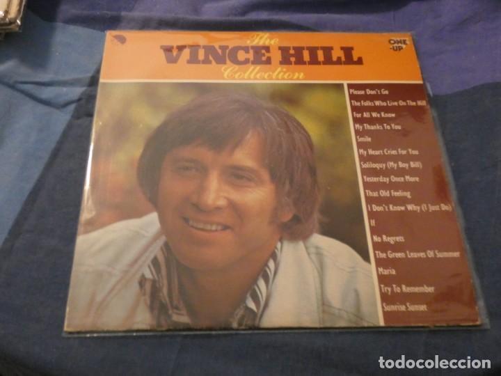 LP UK AÑOS 60 BUEN ESTADO THE VINCE HILL COLLECTION (Música - Discos de Vinilo - Maxi Singles - Cantautores Internacionales)