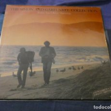 Discos de vinilo: LP ESPAÑOL SIMON AND GARFUNKEL COLLECTION TODAS SUS OBRAS MAESTRAS ESTADO DECENTE . Lote 193740093