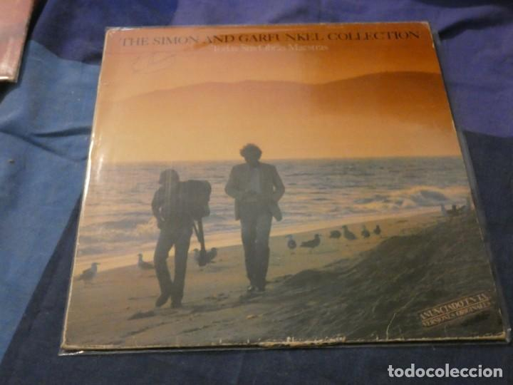 Discos de vinilo: LP ESPAÑOL SIMON AND GARFUNKEL COLLECTION TODAS SUS OBRAS MAESTRAS ESTADO DECENTE - Foto 1 - 193740131