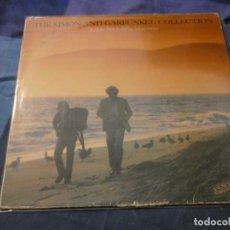 Discos de vinilo: LP ESPAÑOL SIMON AND GARFUNKEL COLLECTION TODAS SUS OBRAS MAESTRAS ESTADO DECENTE . Lote 193740131