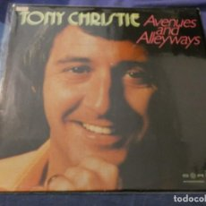 Discos de vinilo: TONY CHRISTIE AVENUES AND ALLEYWAYS USA LP 1973 MUY BUEN ESTADO . Lote 193740928