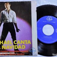 Discos de vinilo: RAPHAEL - YO SOY AQUEL / ES VERDAD / LA NOCHE / HASTA VENECIA 1965 MÉXICO (MUY RARO). Lote 193755705