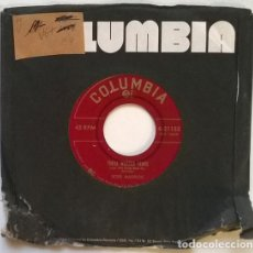 Discos de vinilo: ROSE MADDOX. THESE WASTED YEARS/ I'M A LITTLLE RED CABOOSE. COLUMBIA 4-21155, USA 1953 SINGLE. Lote 193763541