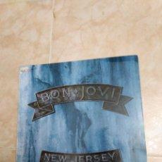 Discos de vinilo: BON JOVI NEW JERSEY VINILO LP. Lote 193768405