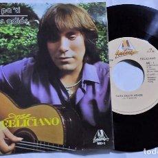 Discos de vinilo: JOSÉ FELICIANO - SAMBA PA'TI / PARA DECIR ADIOS DEL AÑO 1972 MÉXICO (RARO). Lote 193769515