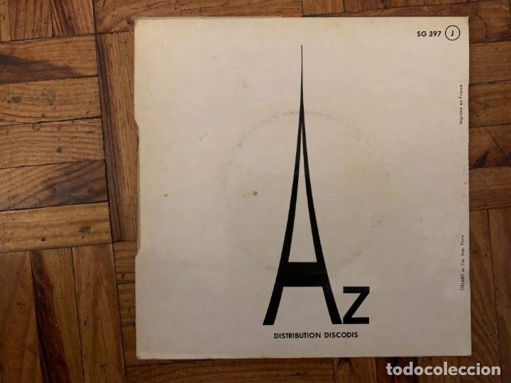 Discos de vinilo: Anarchic System – Pop Corn Sello: DiscAz – AZ 10.796, Série Gémeaux – SG 397 Formato: Vinyl, 7 - Foto 2 - 193780180